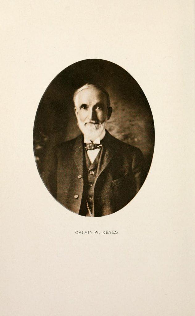 Calvin W. Keyes