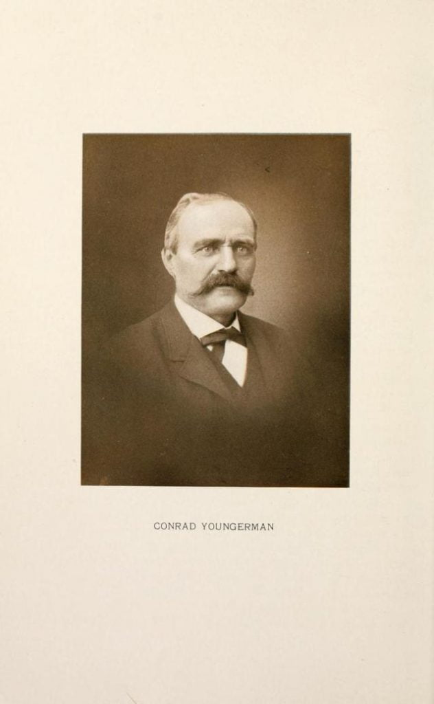 Conrad Youngerman