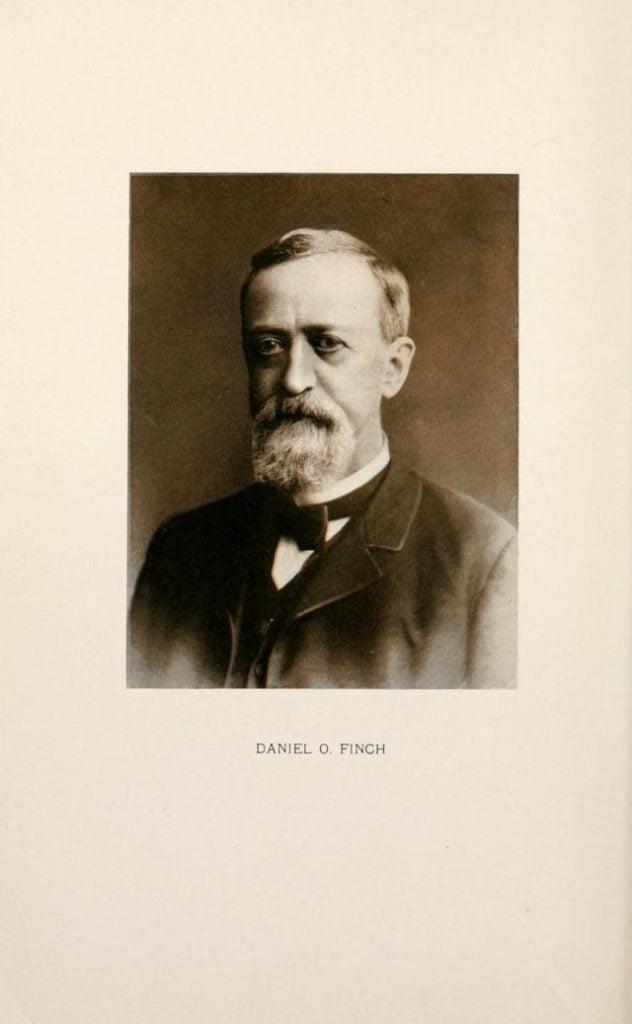 Daniel O. Finch