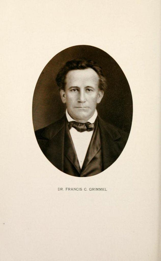 Dr. Francis C. Grimmel