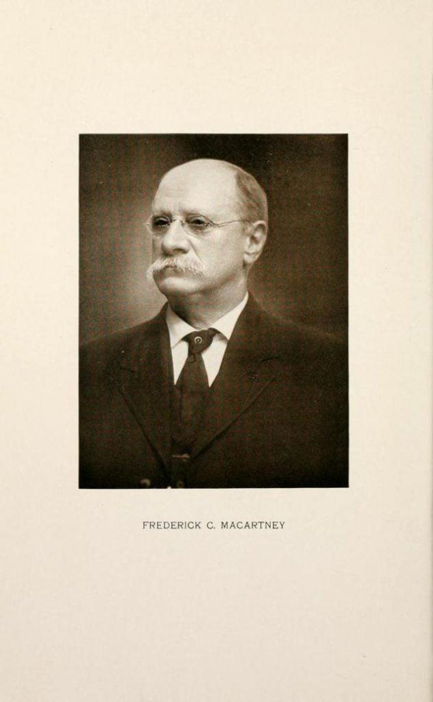 Frederick C. Macartney
