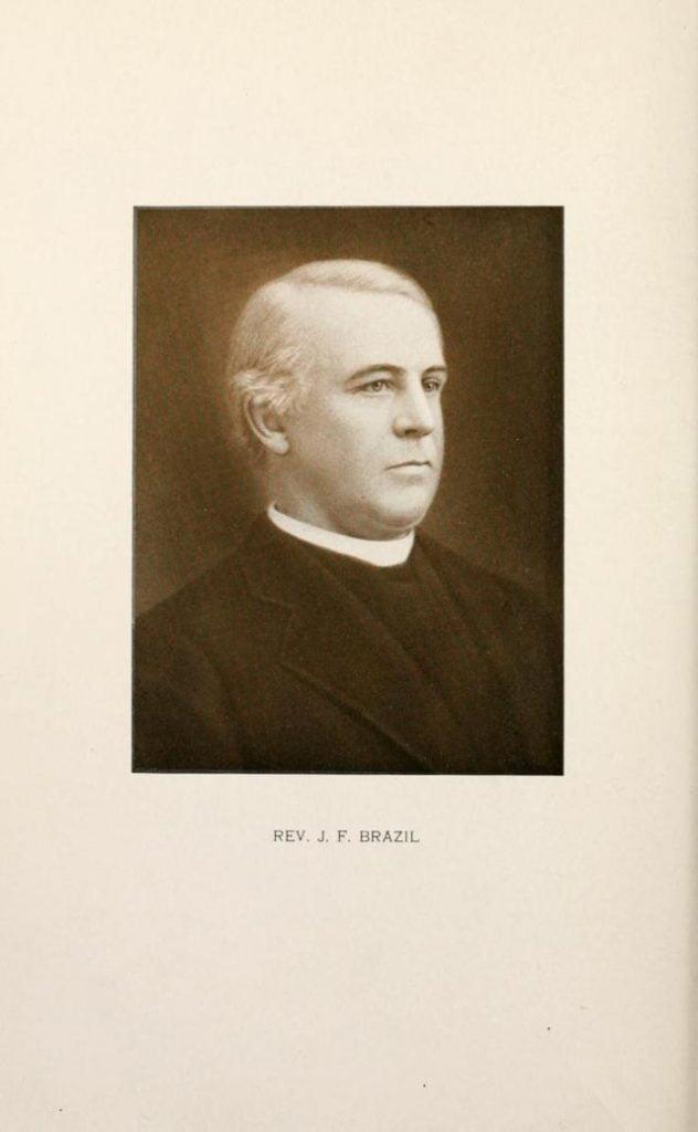 Rev. J. F. Brazil