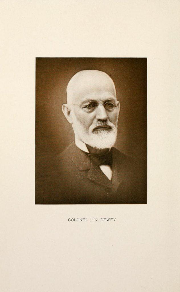 Colonel J. N. Dewey