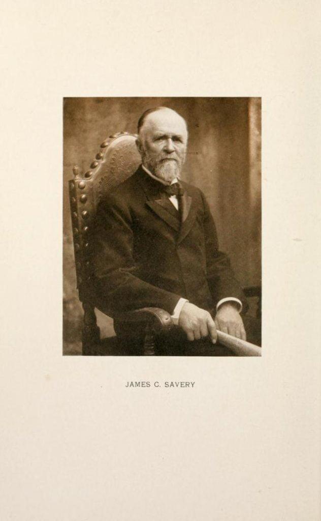 James C. Savery