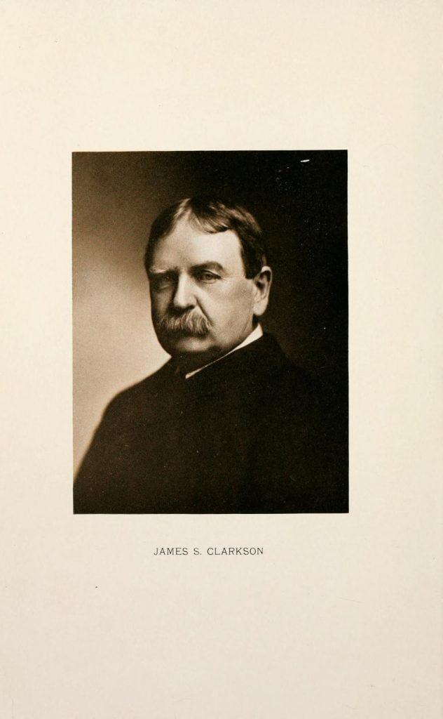James S Clarkson