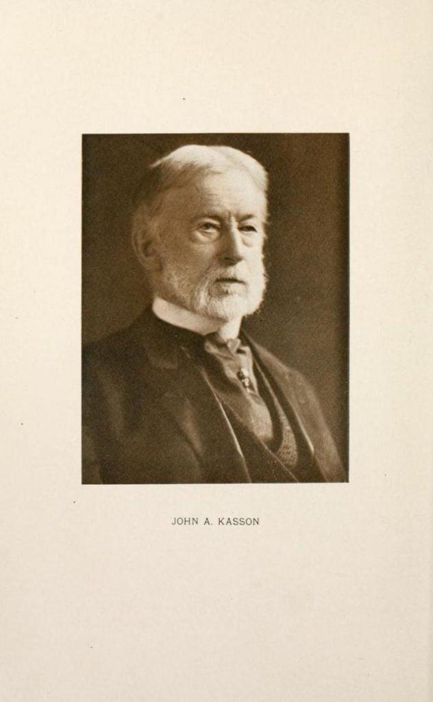 Hon. John A. Kasson