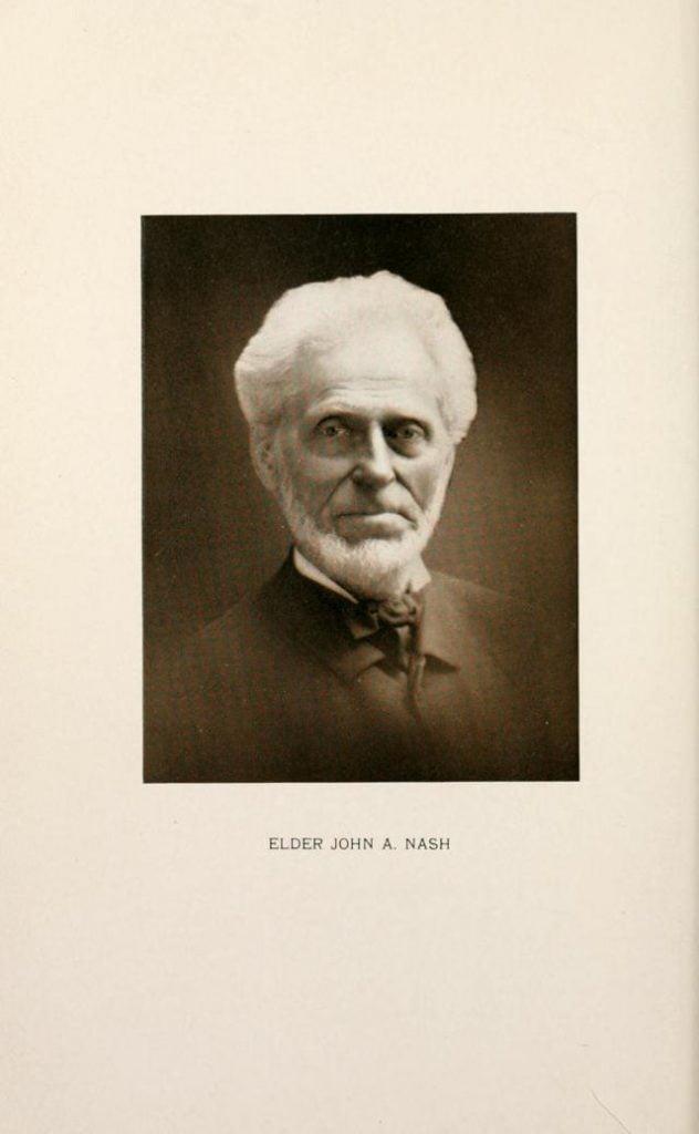 Elder John A. Nash
