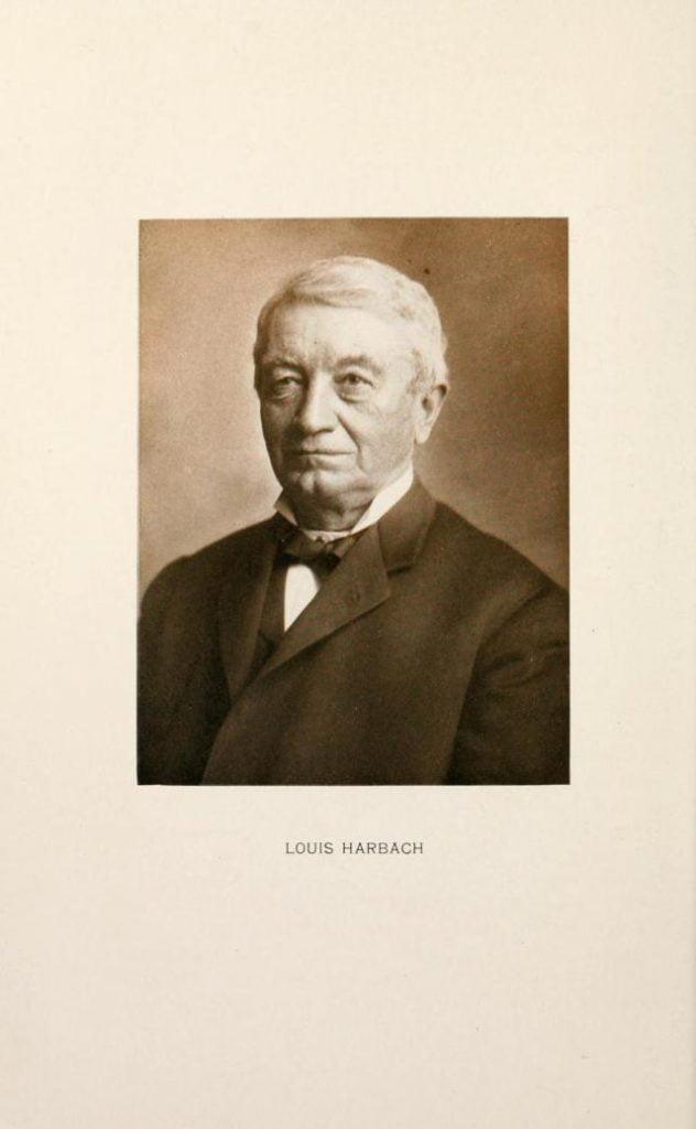 Louis Harbach