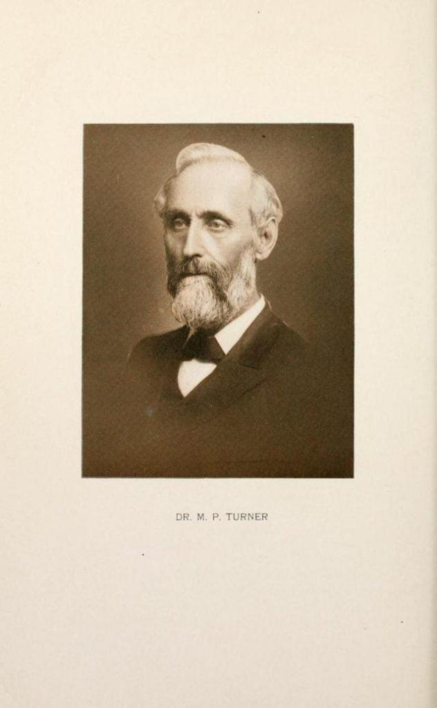 Dr. Mahlon P. Turner