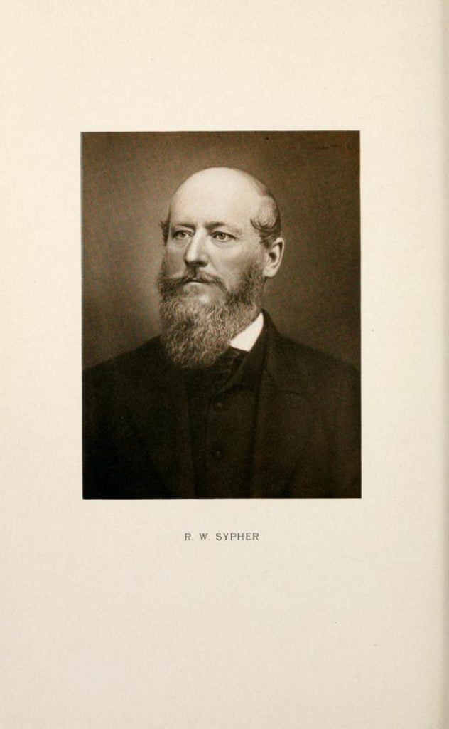 R. W. Sypher