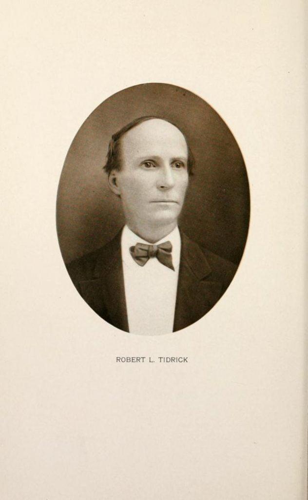 Robert L. Tidrick
