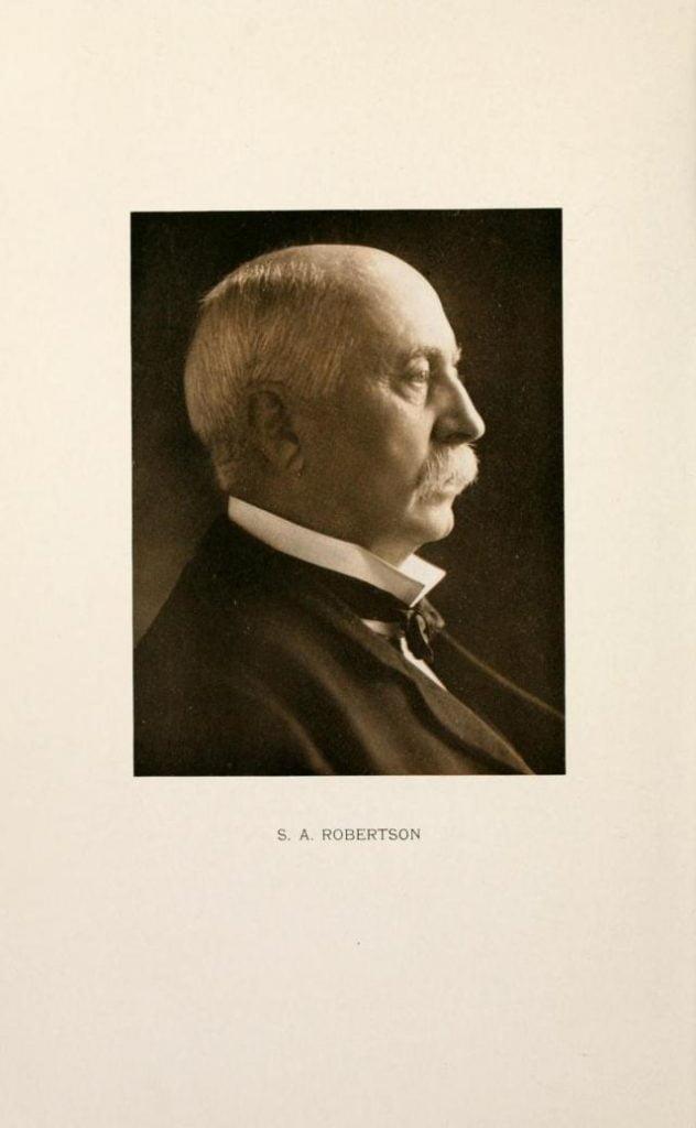 Samuel A. Robertson