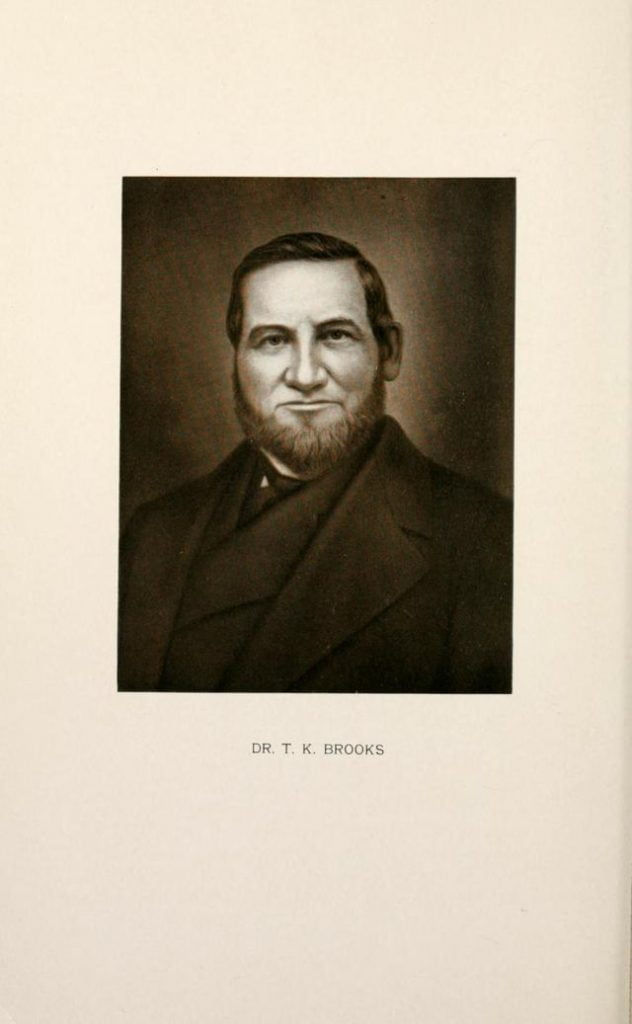 Dr. Thomas K. Brooks