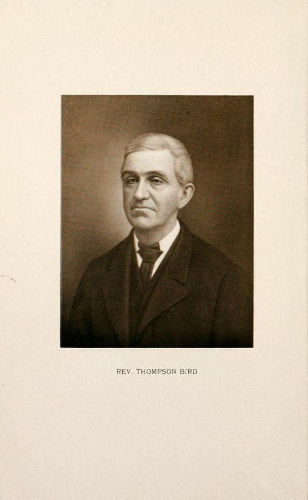 Rev. Thompson Bird