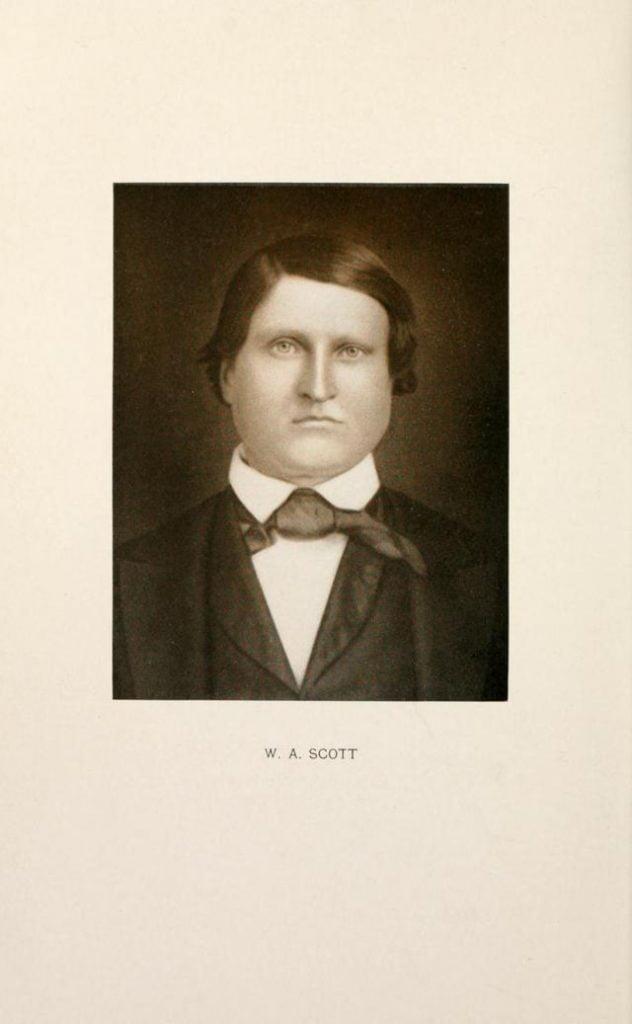 William Alexander Scott