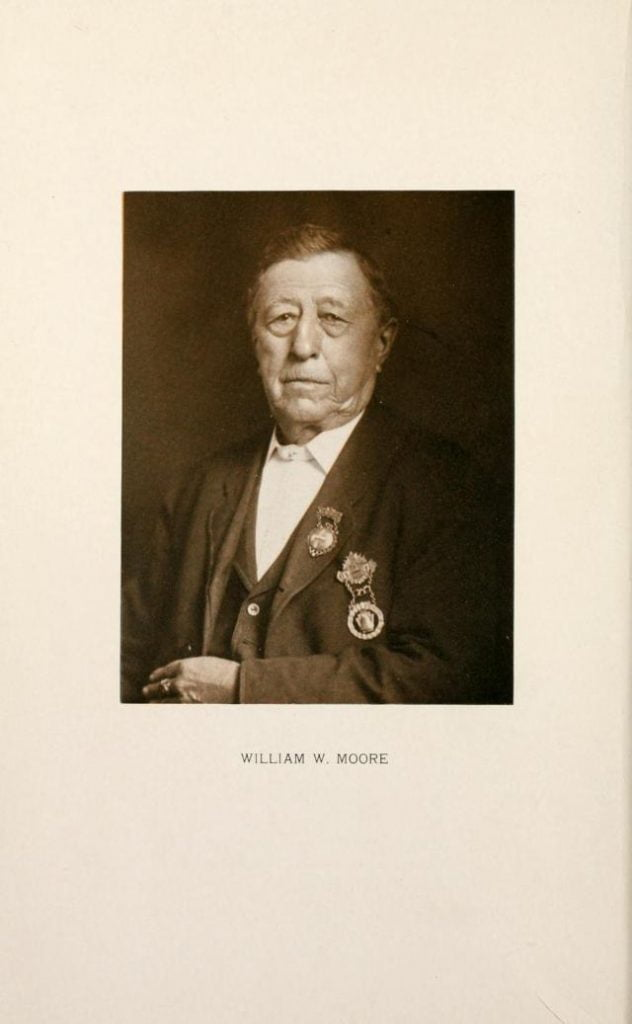 William W Moore