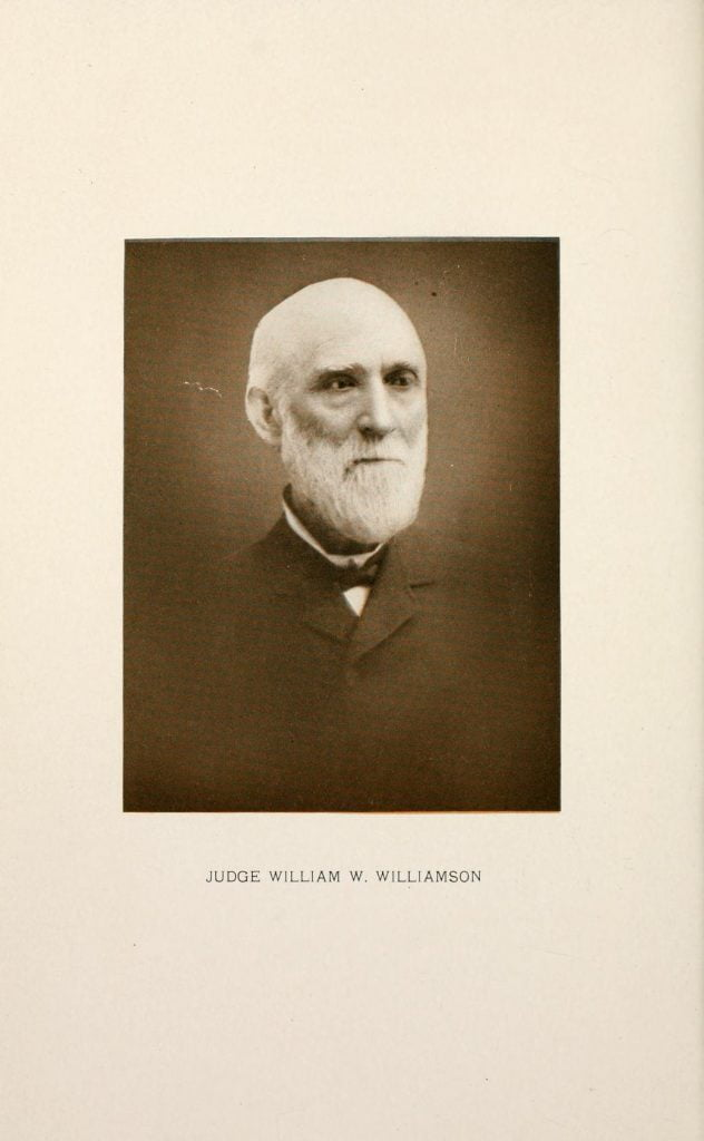 Judge William W. Williamson
