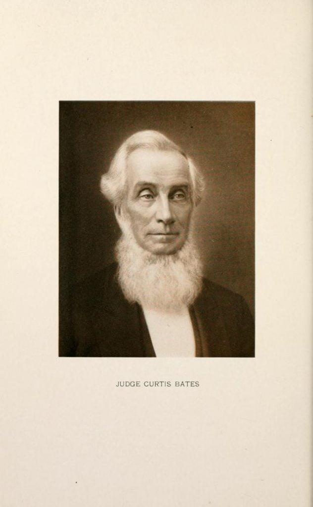 Curtis Bates