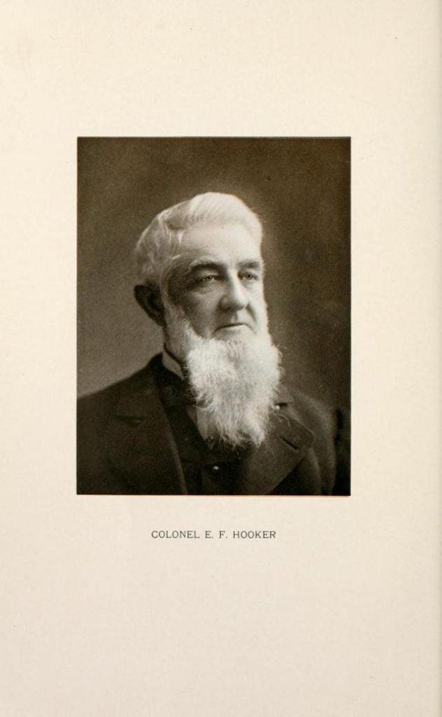Colonel Edward Foster Mills Hooker