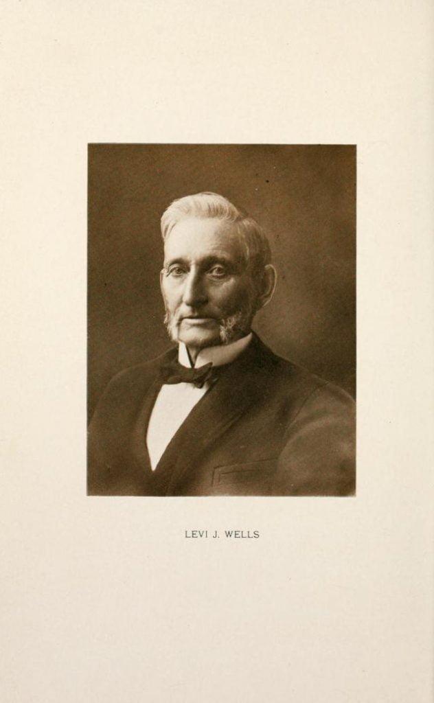 Levi J Wells