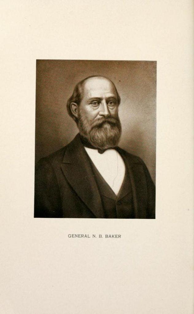 Nathaniel B Baker