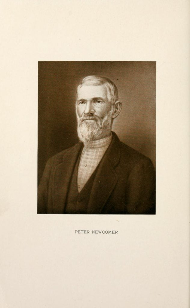 Peter Newcomer