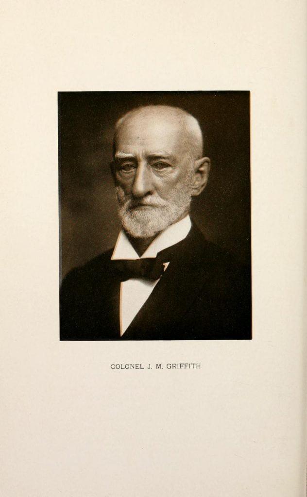 J M Griffith
